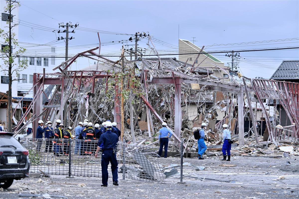 野菜 爆発 温 【爆発時音声あり】温野菜爆発!福島県郡山市、改装工事中店舗が大爆発!現場にはガス充満で再爆発の危険性?17人以上が死傷、、