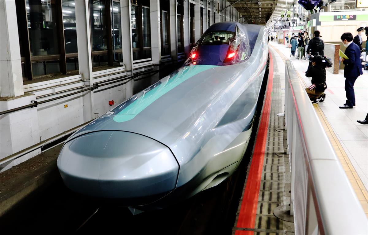 キロ 何 新幹線 時速