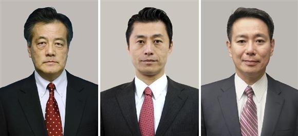 野党再編 解党派の民主・細野政...