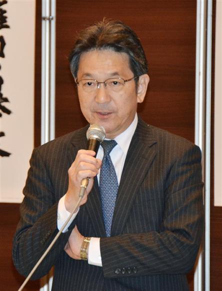 元TBSキャスターの杉尾秀哉氏(58)が1月11日、民主党長野県連の会合に出席し、同党公認で立候補することを表明。TBSではキャスター、コメンテーターとして活躍した。