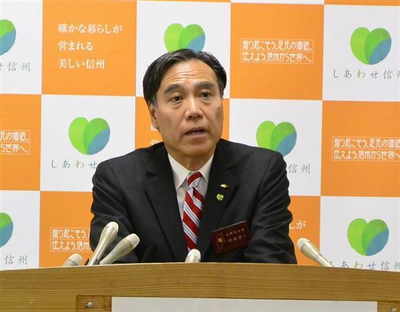 長野県の阿部知事は2月、県として条例を制定する方向で取り組む方針を示し、「ネットや携帯電話が普及する中で子供の性被害が増え、看過できない状況にある」と強調した。