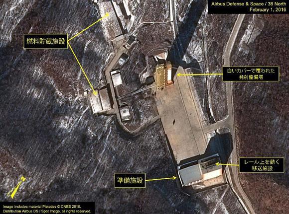 北朝鮮がミサイル発射」 Jアラー...