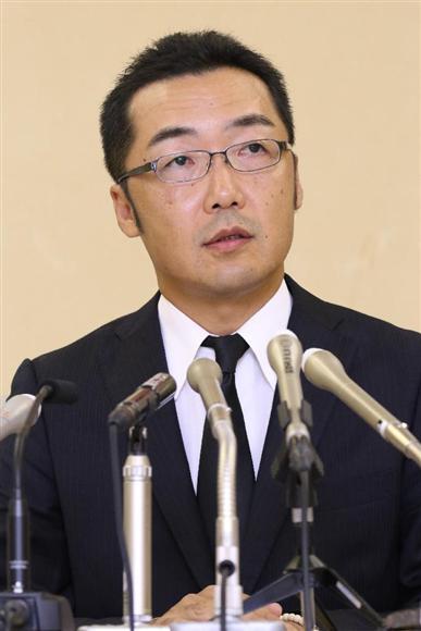東京都知事選・上杉隆氏出馬会見...