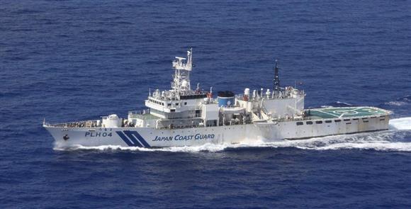 海上保安庁が最大級巡視船を新造...