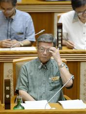 沖縄県ワシントン事務所長が「運営不能」と直訴 翁長雄志知事に不適正ビザ問題で