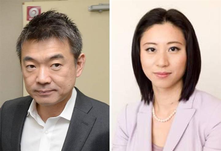 橋下氏vs美人政治学者」 慰安婦...