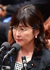 稲田朋美防衛相「もう泣かない」 国会審議振り返り