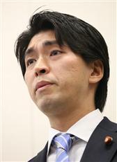 不倫辞職の宮崎謙介元衆院議員が久しぶりに公の場 妻の金子恵美総務政務官のパーティーで受付