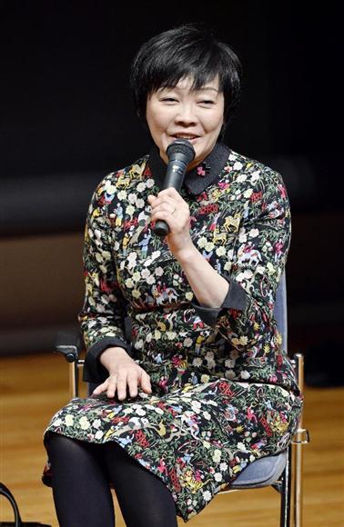 安倍昭恵首相夫人