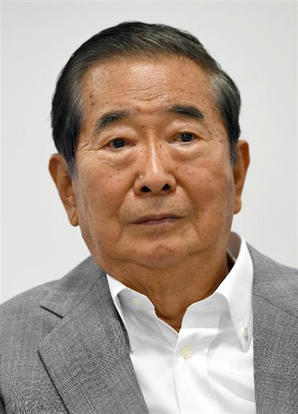 石原慎太郎氏