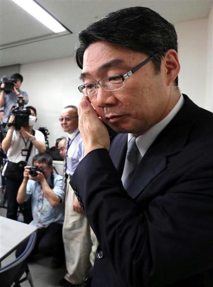 宇佐美氏は前川前次官(写真)の発言に疑問を呈する