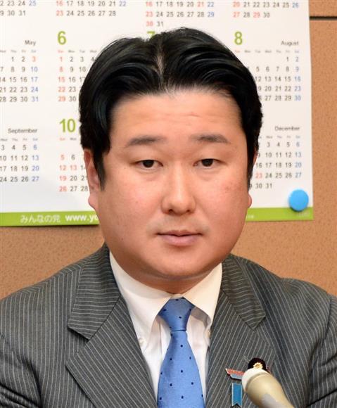 和田政宗参院議員、自民党に入党...