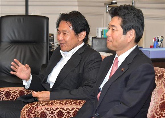 民進党人事 山井和則前国対委員...