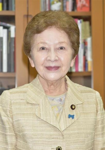 日本のこころの中山恭子代表