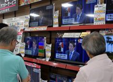 "TBS""偏向報道""に安倍首相が大逆襲 生出演中に不可解音声、ネットユーザー「国難よりも総理批判」"