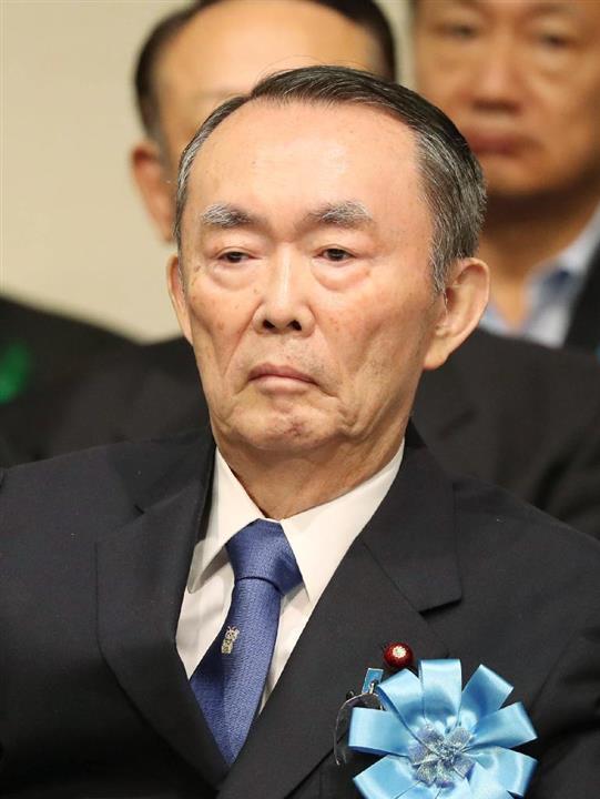 病気で身を引かざるを得ない」 平沼元経産相が引退を正式表明:イザ!