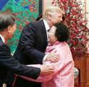 元慰安婦、独島エビ…韓国のあきれたトランプ大統領接待術 聞きたくなる「年齢、お幾つですか?」