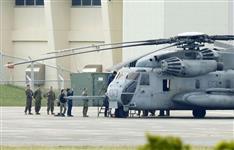ヘリ窓落下「人為的ミス」米軍、日本政府と沖縄県に伝える 近く飛行再開へ