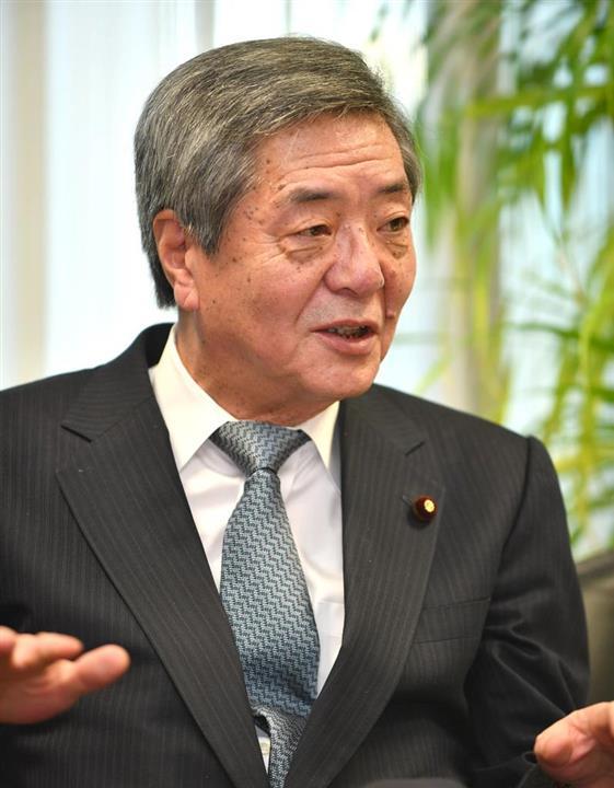 自民党の竹下亘総務会長 「平成研」から総理を出したいね 経世会のよう ...