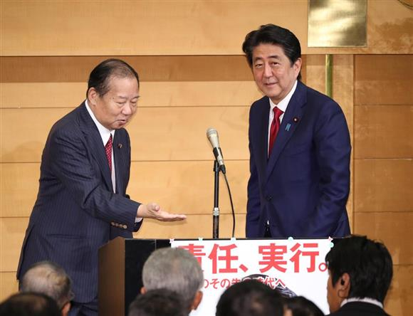 総裁選地方遊説 安倍首相は二階幹事長と和歌山で共闘アピール ...