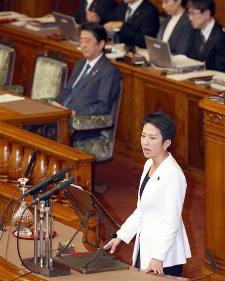 首相問責案の参院本会議が開会:...