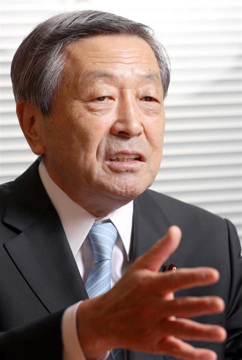 林幹雄・自民幹事長代理 衆参同日選「ゼロじゃない」(3):イザ!