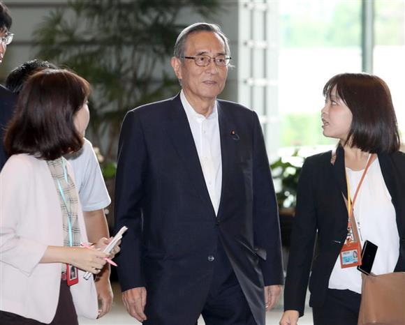 ポスト獲得へ活動活発化 自民3派が夏季研修会:イザ!