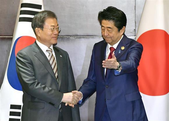 """元徴用工問題、韓国「ゼロ回答」で日本は""""対韓制裁""""準備! 識者「これ ..."""