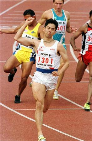 サミュエル・フランシス - Samuel Francis (sprinter) - JapaneseClass.jp