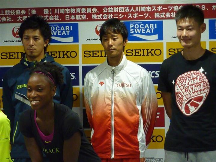 セイコー・ゴールデングランプリ川崎 世界選手権覇者、ボンダレンコら出場 陸上:イザ! セイコー・