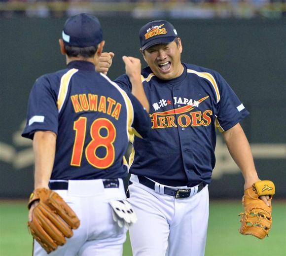 山崎氏はやや厳しい見方 山崎氏はやや厳しい見方 ニュースへ その他の写真  名選手たちの怪物・清
