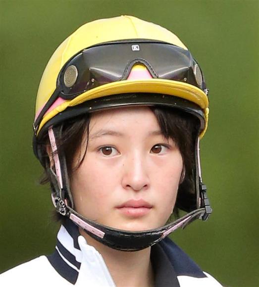 藤田菜七子、パドックで落馬、レースに参加せず 英国の女性 ...