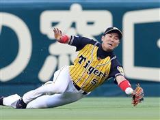 阪神・西岡の外野起用の損得 大和、高山らポジション奪われた本職の心境は…