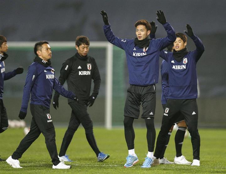 疲労などを考慮し4グループに分かれて調整 サッカー日本代表:イザ!サイトナビゲーションPR疲労などを考慮し4グループに分かれて調整 サッカー日本代表PRPRPRPRPRPRトレンドizaアクセスランキングピックアップizaスペシャルPRPR得ダネ情報PRPR