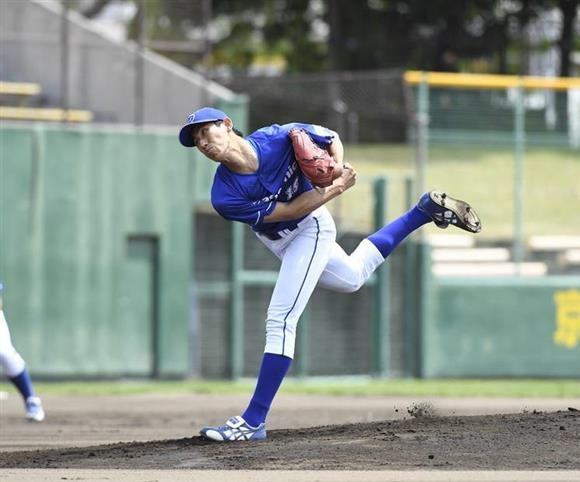 吉川、大リーグ挑戦の意向 23歳...