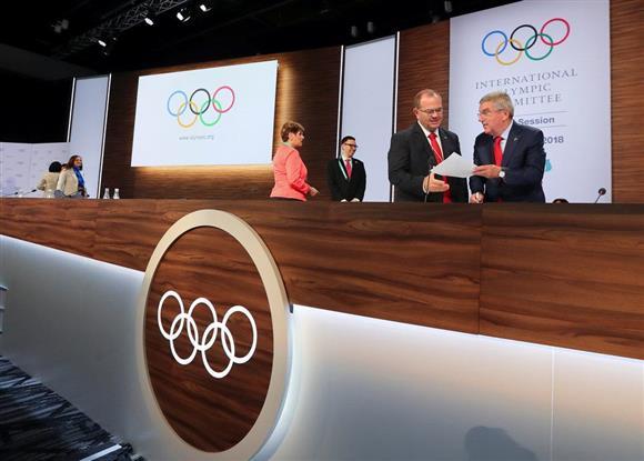 Images of 国際オリンピック委員...