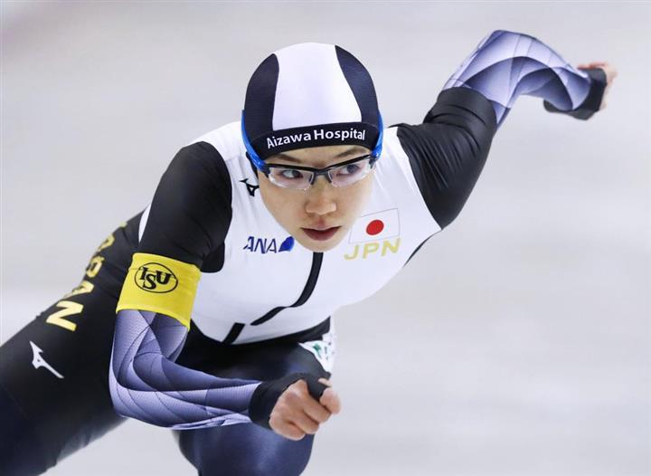 小平奈緒、女子500メートルで31...