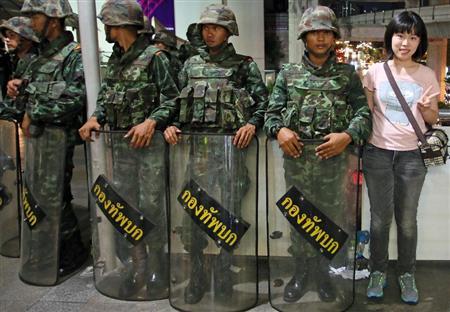 タイ軍クーデター 軍事政権、長期化へ 暫定政権置かず 米は軍事援助凍結のフォトスライドショー:イザ!