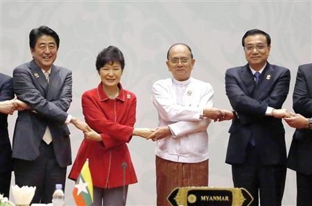 日中韓首脳会談「開催を希望 ...