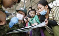 ネパール大地震 「恩返し」日本の救助隊奮闘、震災の教訓生かす