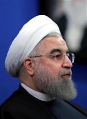 核合意見直し「不可能」 イラン大統領、米を牽制