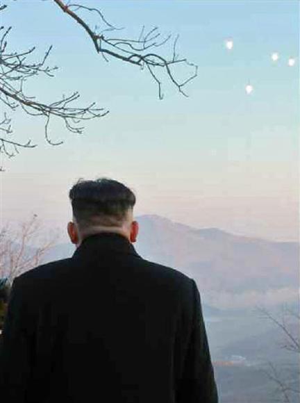北朝鮮の長距離弾道ミサイル発射...