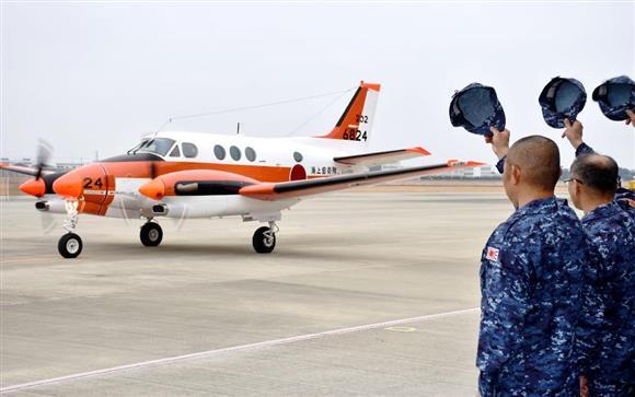 海自機、フィリピンへ引き渡し 南シナ海めぐる中国への牽制強化:イザ!サイトナビゲーションPR海自機、フィリピンへ引き渡し 南シナ海めぐる中国への牽制強化フィリピン海軍に貸与される海上自衛隊の練習機「TC90」=海自徳島航空基地PRPRPRトレンドizaアクセスランキングピックアップizaスペシャルPRPR得ダネ情報PR