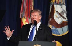 トランプ政権 米、南アジア新戦略を発表、4千人規模の増派と米報道 米軍史上最長の戦争を終結に導くと表明