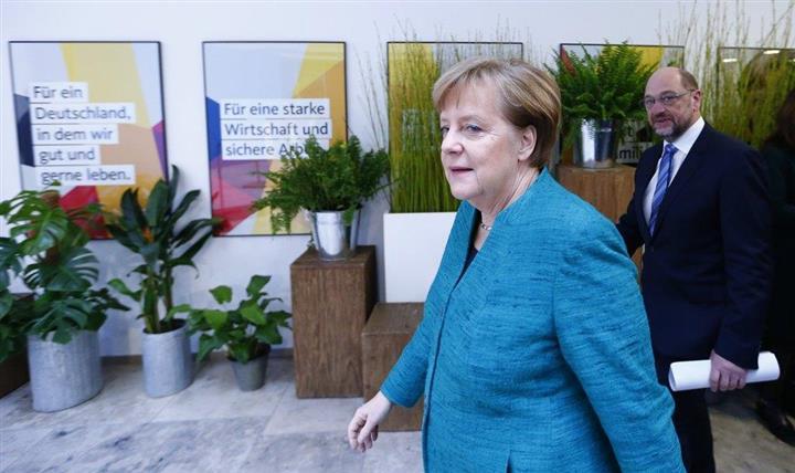 ドイツ2大政党が「大連立」で合意 政治空白解消に前進も残るハードル ...