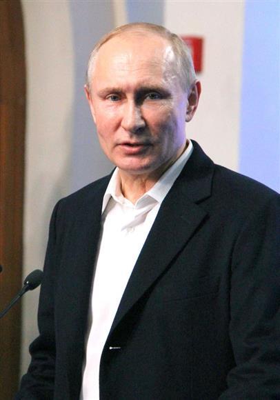 大国ロシア復活が旗印 現代の皇帝プーチン氏、最後の6年:イザ!