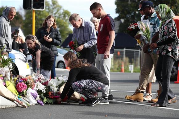 ニュージーランド 銃乱射 Gallery: NZ乱射容疑者、銃5丁所持 豪出身28歳、監視対象外:イザ!
