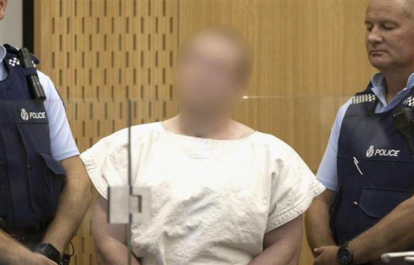 NZ銃撃 容疑者、笑み浮かべ出廷 ライフルクラブで練習:イザ!